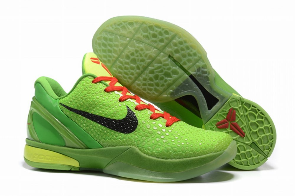 Nike Kobe 6 Men Shoes Christmas