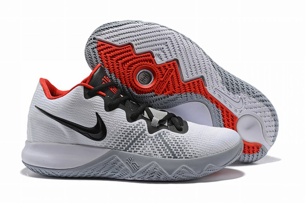 Nike Kyire 1 White Black Red